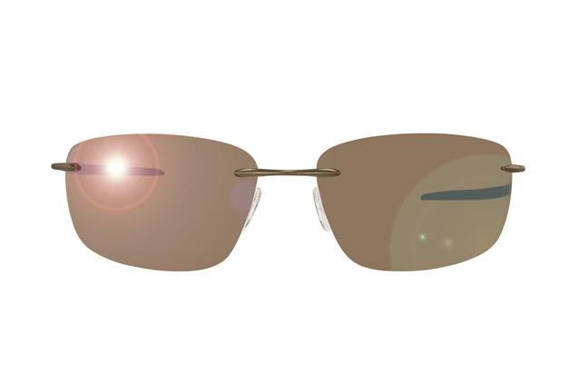 993f683c1b Oakley Men s Nanowire 1.0 Polarized Sunglasses