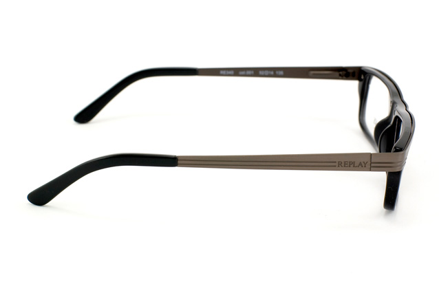 Mens Black Frame Reading Glasses : REPLAY DESIGNER MENS PRESCRIPTION/READING GLASSES FRAMES ...