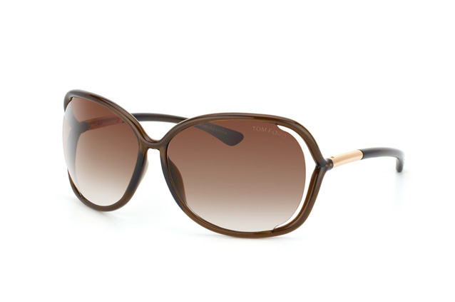 Tom Ford Raquel FT 0076 / S 692 vue en perpective