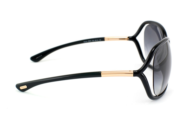 Tom Ford Raquel FT 0076 / S 199 vue en perpective