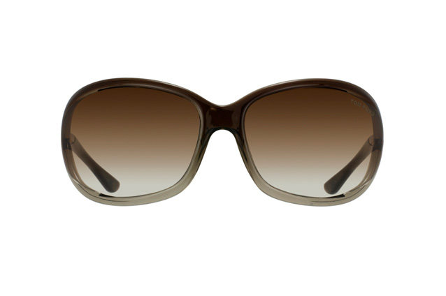 Tom Ford Jennifer FT 0008 / S 38F vista en perspectiva