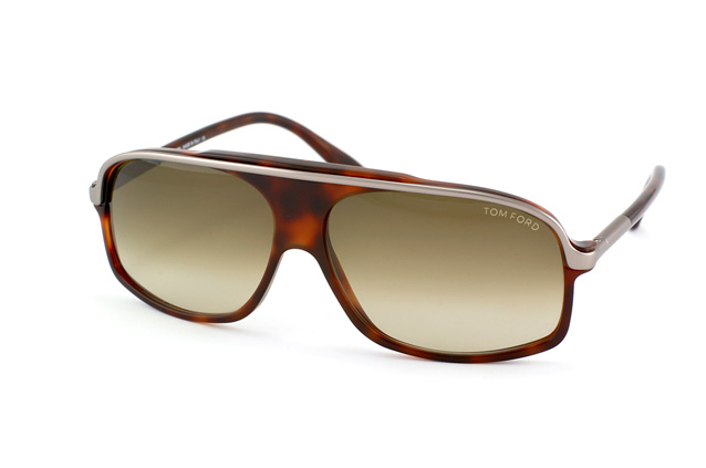 Tom Ford Emesto FT 0133 / S 52P Perspektivenansicht