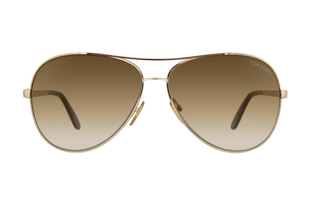Tom Ford Charles FT 0035 / S 772 Perspektivenansicht