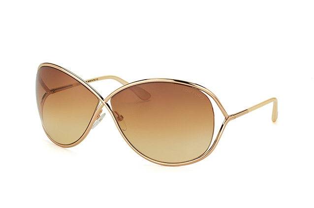 Tom Ford Miranda FT 0130 / S 28F vista en perspectiva