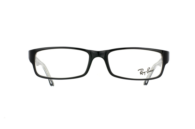 ray ban 5114 schwarz transparent