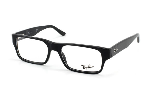 a141a834ed ... Glasses  Ray-Ban RX 5122 2000. null perspective view ...