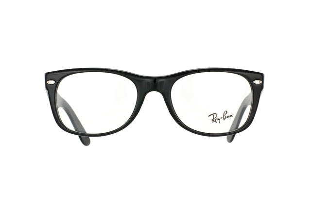 Ray-Ban New Wayfarer RX 5184 2000 vista en perspectiva