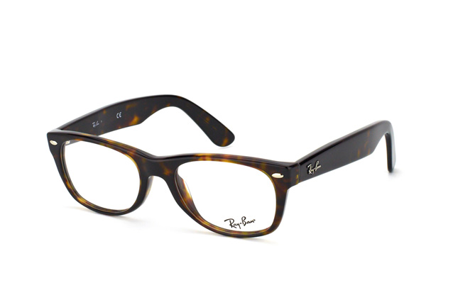 Ray-Ban New Wayfarer RX 5184 2012 vista en perspectiva