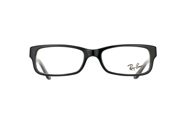 Ray-Ban RX 5187 2000 perspective view