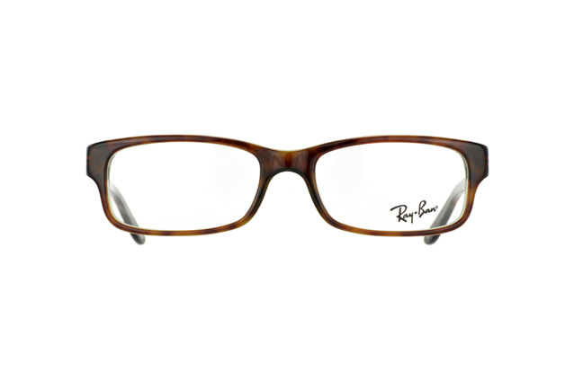 Ray-Ban RX 5187 2445 perspective view
