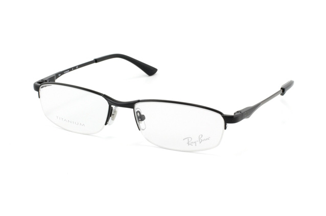 a5329e27cb ... Ray-Ban Titanium RX 8624 1074. null perspective view ...