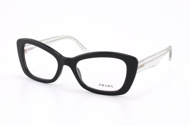 Prada PR 23MV 1AB1O1 perspective view