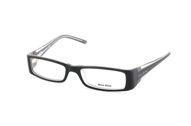 5033254422 ... Gafas graduadas · Miu Miu Gafas; Miu Miu MU 01DV 5BM1O1. null vista en  perspectiva ...
