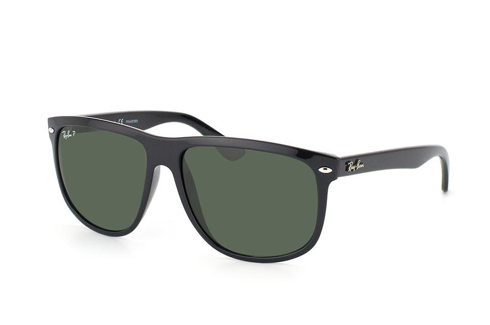 RAY BAN RAY-BAN Herren Sonnenbrille » RB4147«, schwarz, 601/58 - schwarz/grün