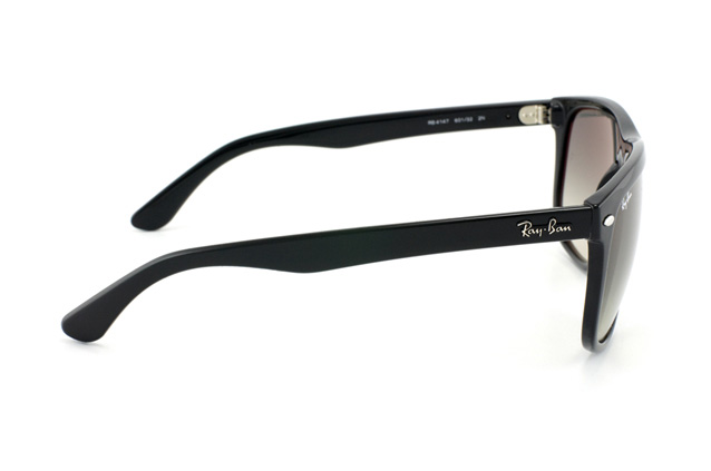 Ray-Ban RB 4147 601/32 large Perspektivenansicht
