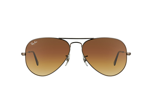 Ray-Ban Aviator RB 3025 004/51 small Perspektivenansicht