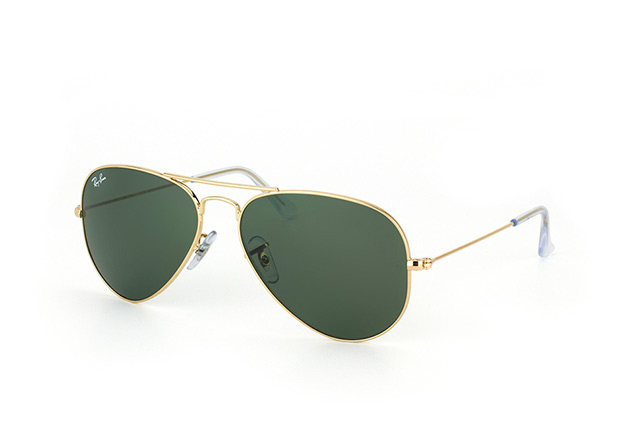 Ray-Ban Aviator RB 3025 W3234 small perspektiv