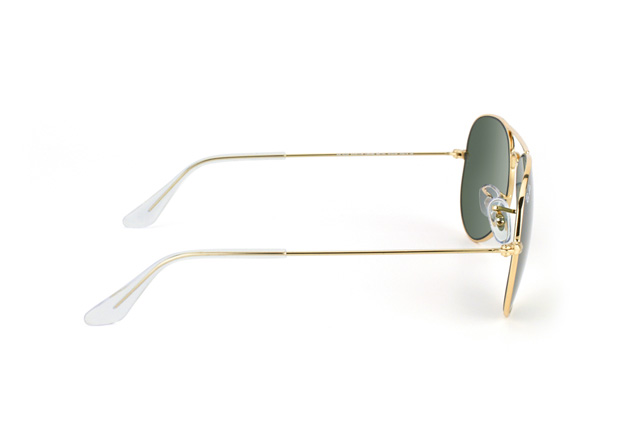 Ray-Ban Aviator RB 3025 W3234 small vista en perspectiva