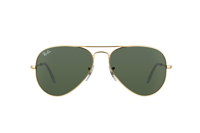 Ray-Ban Aviator RB 3025 W3234 small perspective view
