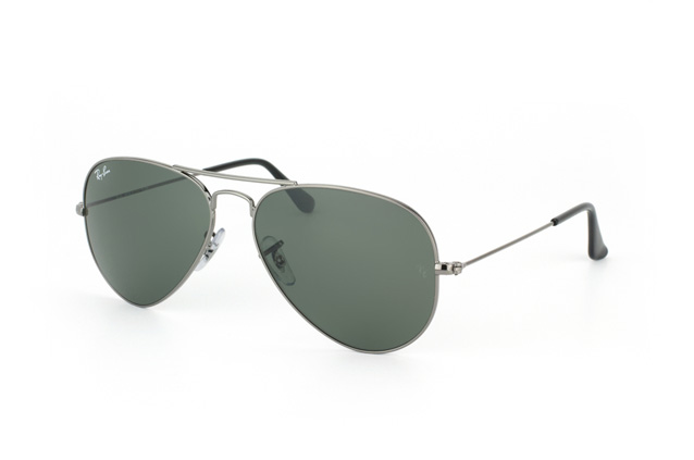 Ray-Ban Aviator RB 3025 W3236 small Perspektivenansicht