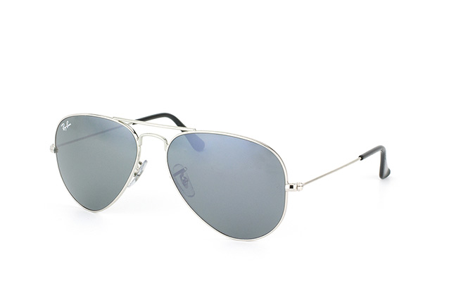 Ray-Ban Aviator RB 3025 W3275 small perspektivvisning