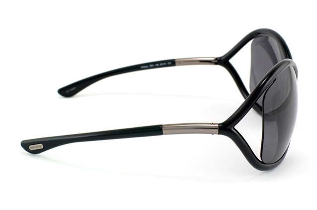 Tom Ford Whitney FT 0009 / S 199 Perspektivenansicht