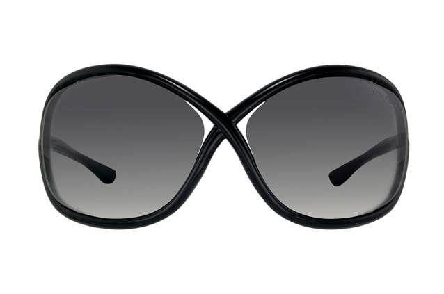 Tom Ford Whitney FT 0009 / S 199 vue en perpective