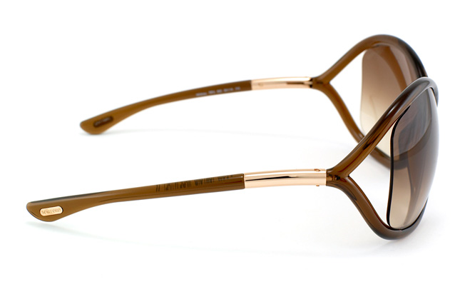 Tom Ford Whitney FT 0009 / S 692 vue en perpective