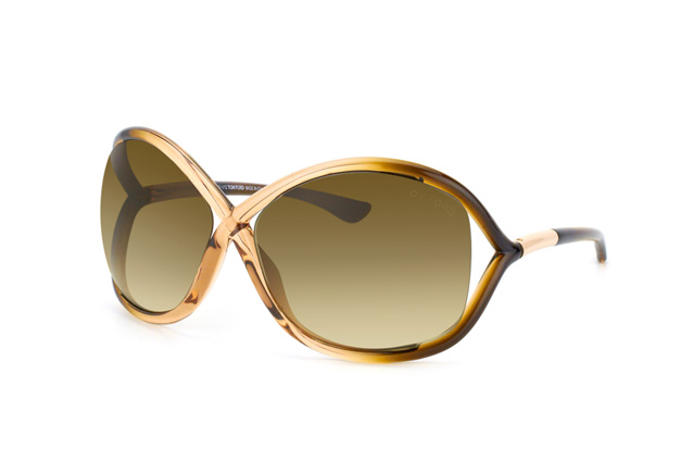 Tom Ford Whitney FT 0009 / S 74F Perspektivenansicht