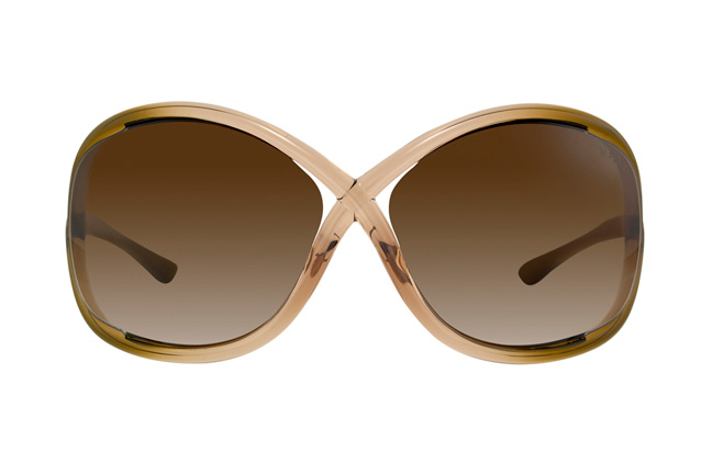 Tom Ford Whitney FT 0009 / S 74F perspektivvisning