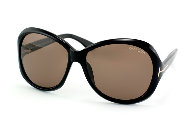 Tom Ford Cècile FT 0171 / S 01J Perspektivenansicht
