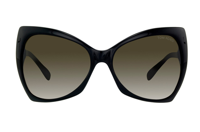 Tom Ford Nico FT 0175 / S 01P Perspektivenansicht