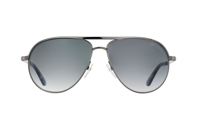 Tom Ford Marko FT 0144 / S 08B vue en perpective