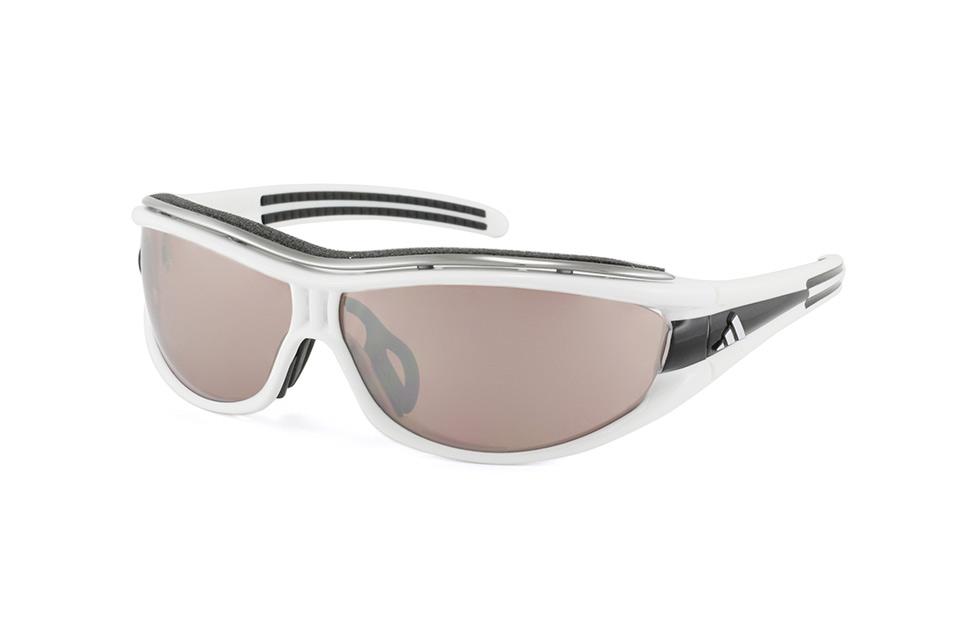 Evil Eye Pro S A 127/00 6081, Sporty Sonnenbrillen, Weiss