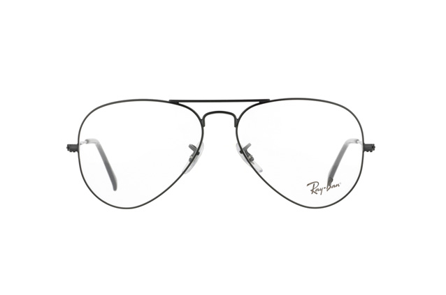 Ray-Ban Aviator RX 6049 2503 vista en perspectiva