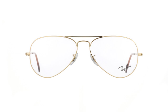 Ray-Ban Aviator RX 6049 2500 perspective view