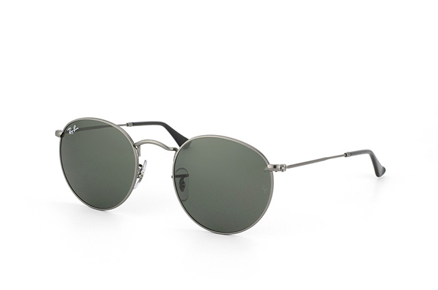Ray-Ban Round Metal RB 3447 029 perspective view