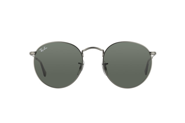 Ray-Ban Round Metal RB 3447 029 vista en perspectiva