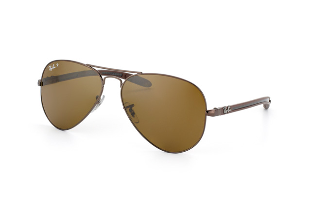 Ray-Ban Aviator Carbon RB 8307 014/N6 perspektiv