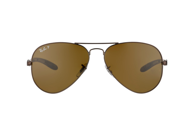 Ray-Ban Aviator Carbon RB 8307 014/N6 Perspektivenansicht