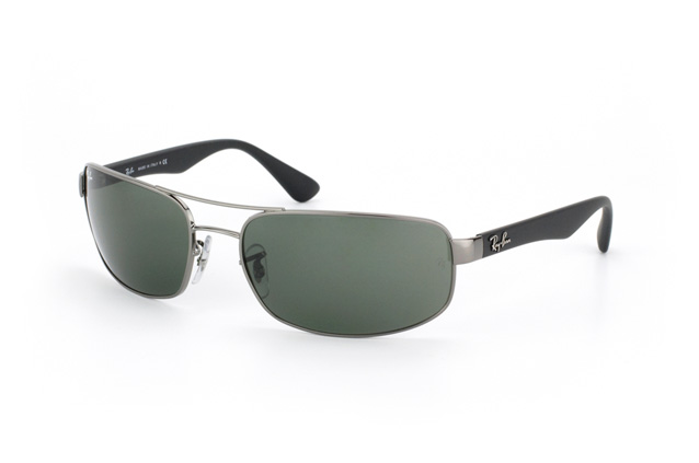 Ray-Ban RB 3445 004 vista en perspectiva