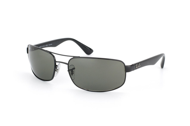 c7b1248ba71f1 ... Ray-Ban RB 3445 002 58. null perspective view ...