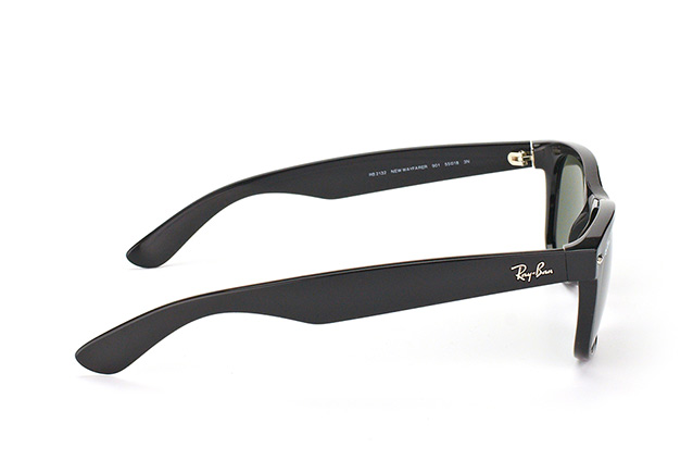 Ray-Ban New Wayfarer RB 2132 901L large perspective view