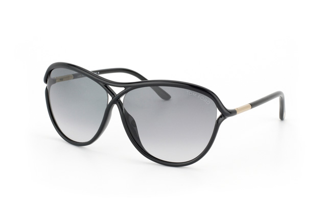 Tom Ford Tabitha FT 0183 / S 01B perspective view