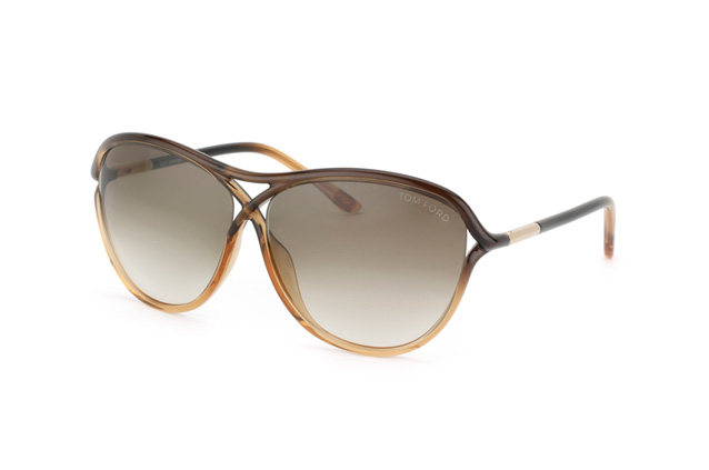 Tom Ford Tabitha FT 0183 / S 50F Perspektivenansicht