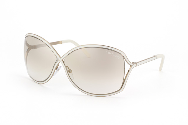 Tom Ford Rickie FT 0179 / S 28G vue en perpective