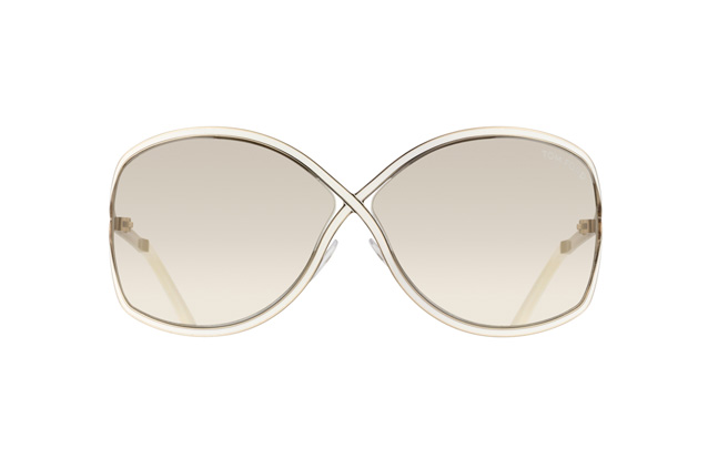 Tom Ford Rickie FT 0179 / S 28G vista en perspectiva