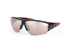 Adidas Evil Eye A 403/00 6050, Sporty Sonnenbrillen, Schwarz