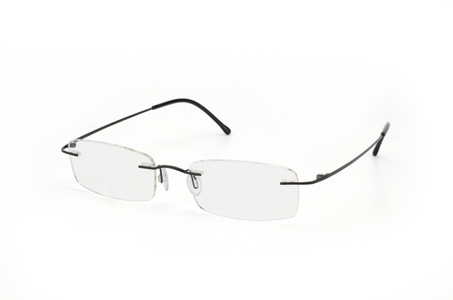 Mister Spex Collection James Titanium 3040 010 Perspektivenansicht
