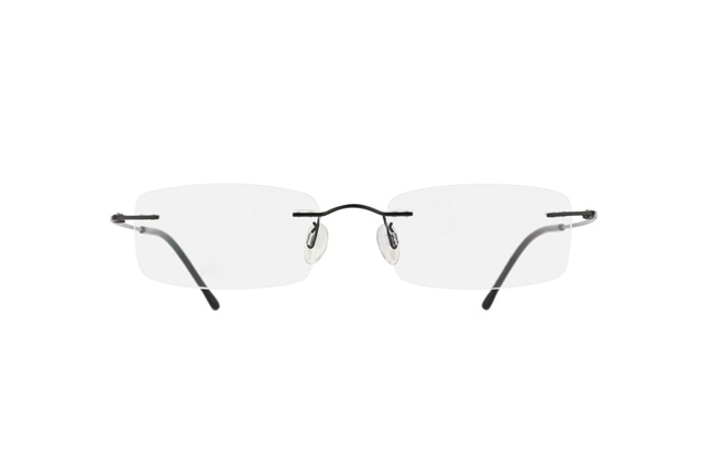 Mister Spex Collection James Titanium 3040 010 vista en perspectiva